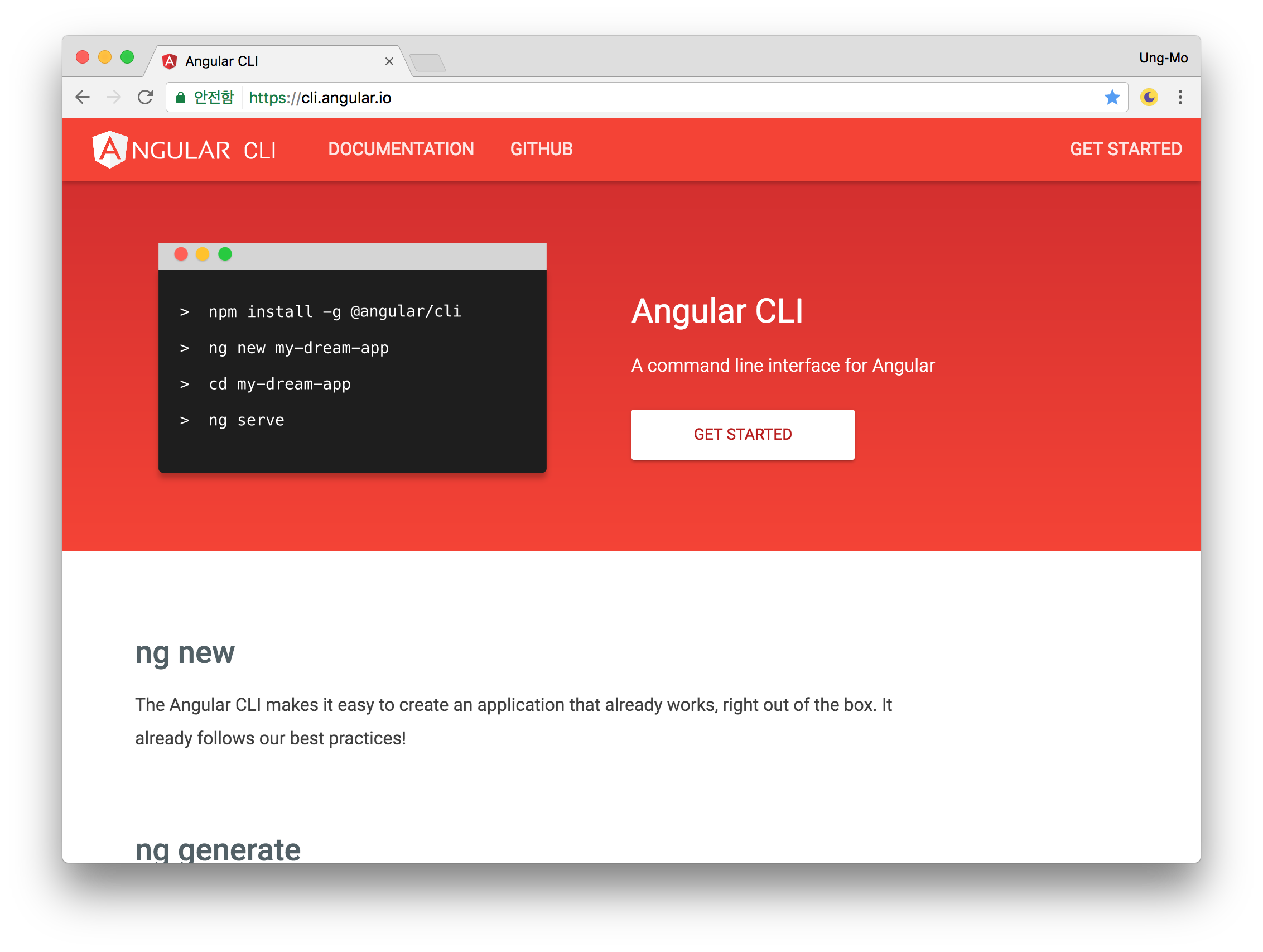 angular-cli-website