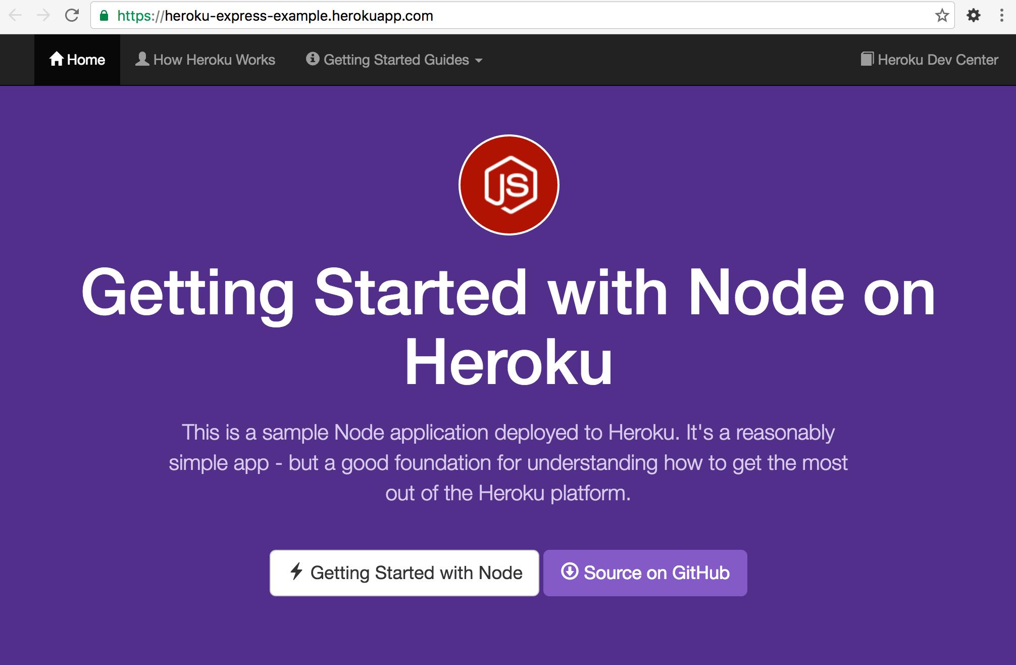 Deploying Node js(Express) & MongoDB to Heroku | PoiemaWeb