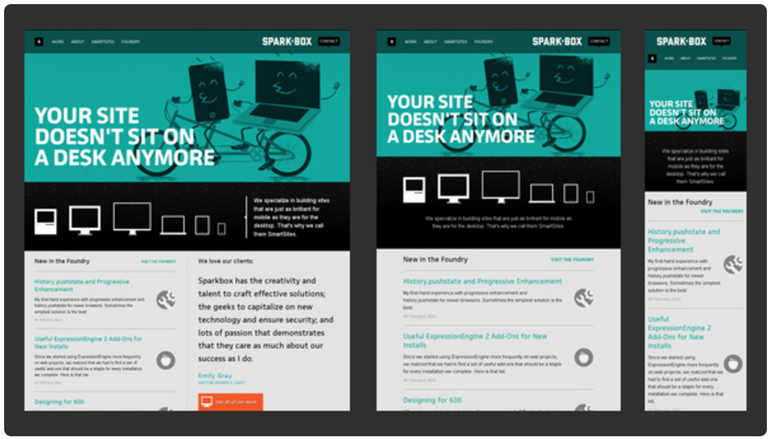 responsive-web-design-sample